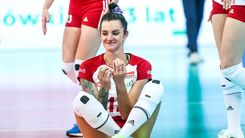 Malwina Smarzek po porażce z Bułgarią: To był dla mnie najlepszy mecz