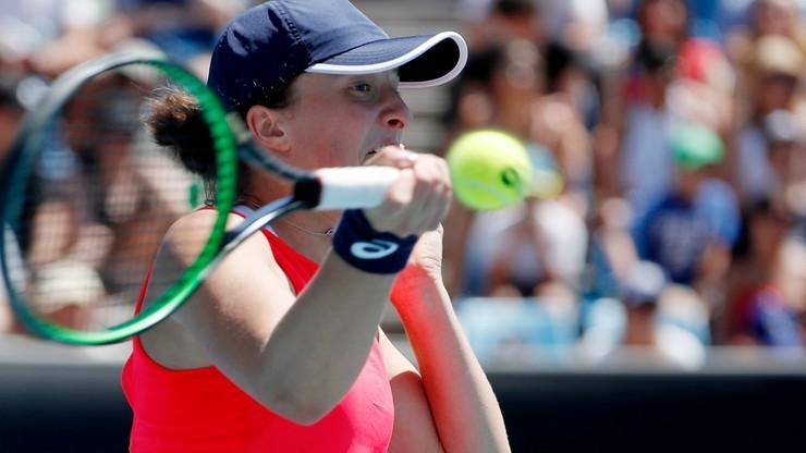 Ranking WTA: Awans Świątek, Barty wciąż prowadzi