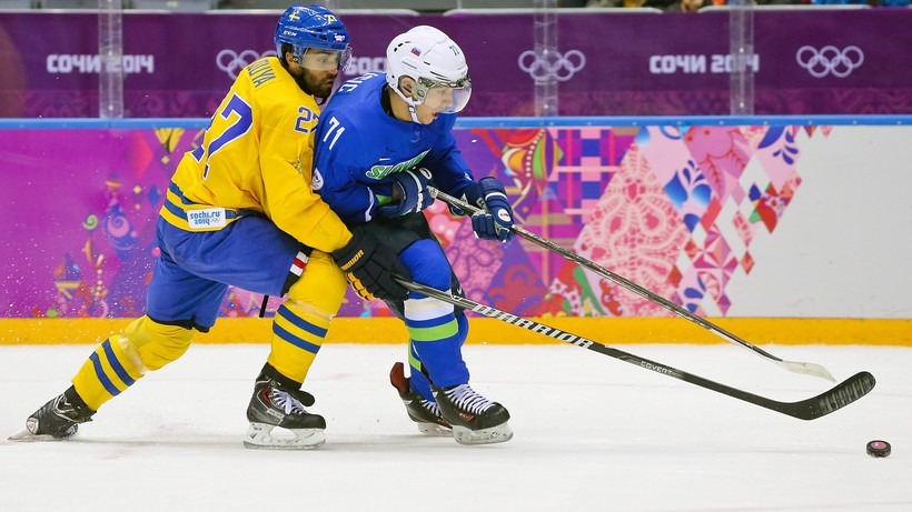 Szwedzki gwiazdor NHL zniknął na trzy lata i odnalazł się jako znany... guru