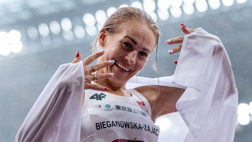 Paraolimpiada: Tenisistki stołowe i biegaczka Barbara Bieganowska-Zając ze złotem