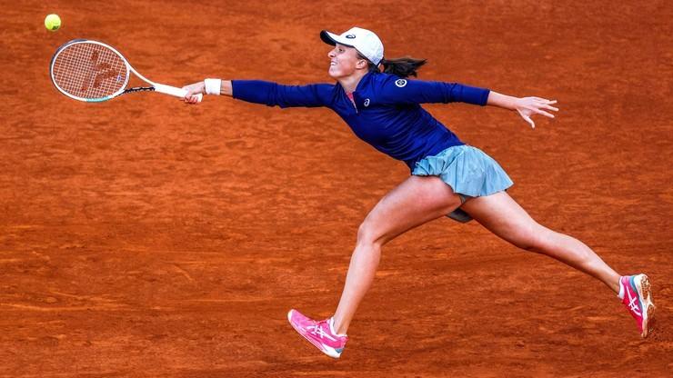 WTA w Rzymie: Jelina Switolina rywalką Igi Świątek w ćwierćfinale