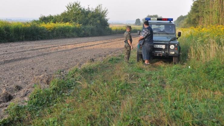 Irakijczyk szedł na piechotę z Ukrainy do Niemiec. Przez zieloną granicę