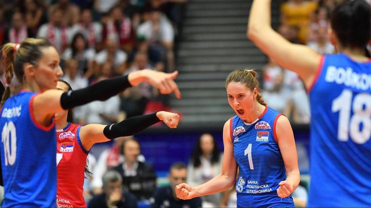 Liga Narodów siatkarek: Dominikana - Serbia. Relacja i wynik na żywo