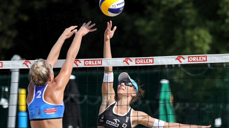 Orlen MP w siatkówce plażowej: Mecze ćwierćfinałowe. Transmisja w Polsacie Sport