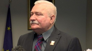 Lech Wałęsa zrzekł się nagrody Człowieka Roku przyznanej mu w Krynicy
