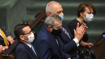 Wicepremierzy i szef MSZ na odprawie z premierem. Tematem sytuacja na Białorusi