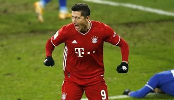 500. gol Roberta Lewandowskiego w karierze! Wysoka wygrana Bayernu Monachium