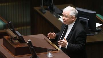 Kaczyński do PO: to wy zbliżaliście Polskę do Rosji, i to nie tylko na molo