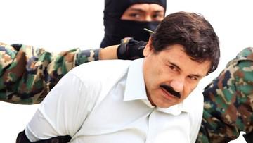 """Król narkotykowy """"El Chapo"""" już w rękach Amerykanów"""
