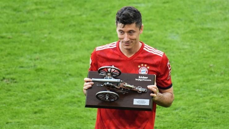 FIFA 18: Lewandowski bezkonkurencyjny w Drużynie Sezonu Bundesligi!