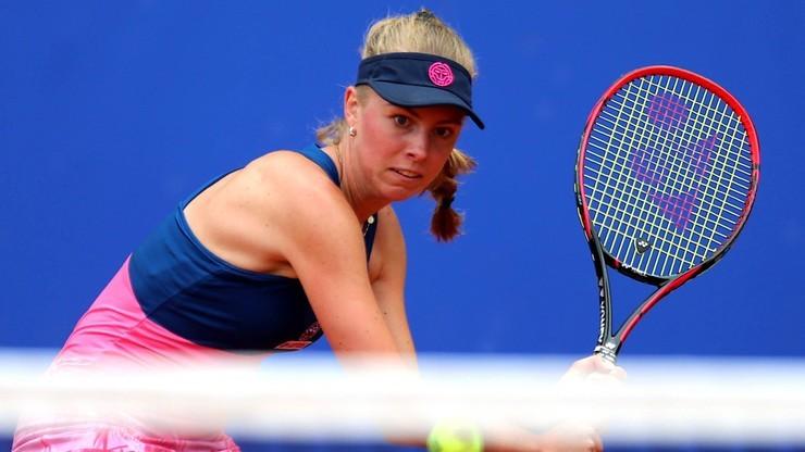 Turniej WTA w Pradze: Magdalena Fręch w trzeciej rundzie kwalifikacji