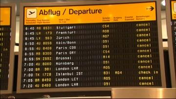 Strajk na lotniskach w Berlinie. Odwołano blisko 580 lotów