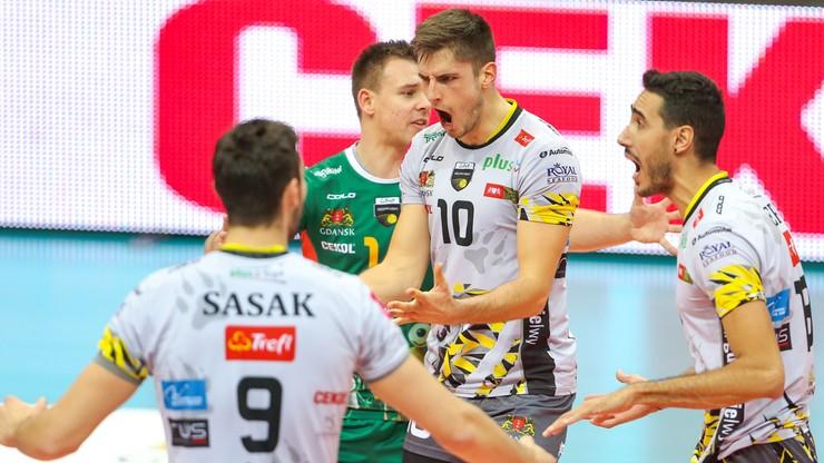 Trefl Gdańsk przedłużył kontrakt z przyjmującym
