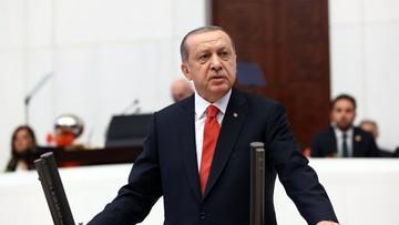 Erdogan grozi zamknięciem granicy z północnym Irakiem