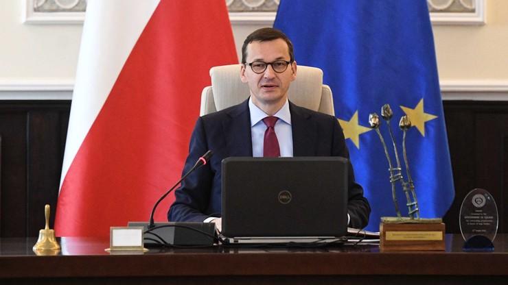 Premier o reparacjach: dokładnie ustalimy sumę, której będziemy się domagać od Niemiec