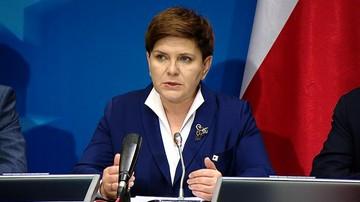 Premier Szydło o porozumieniu ws. imigrantów: spełnia wszystkie oczekiwania Polski