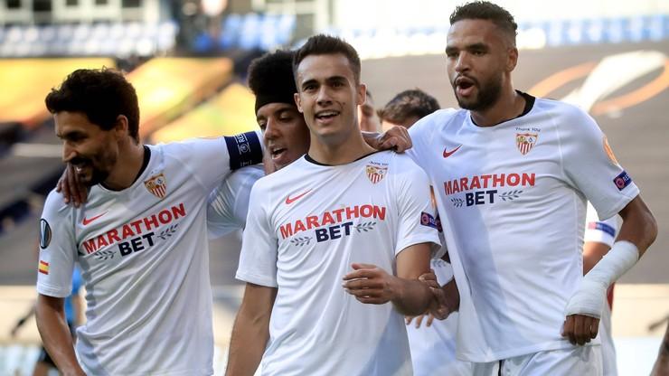 Liga Europy: Sevilla FC melduje się w ćwierćfinale. AS Roma odpada z rozgrywek