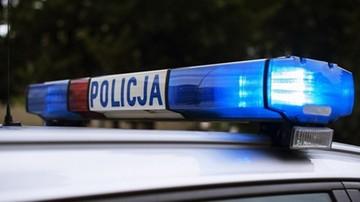 Agresywny 54-latek podpalił kotłownię. Postrzeliła go policja