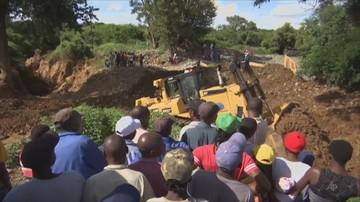 Ponad 60 górników uznanych za martwych po zalaniu dwóch kopalni złota w Zimbabwe