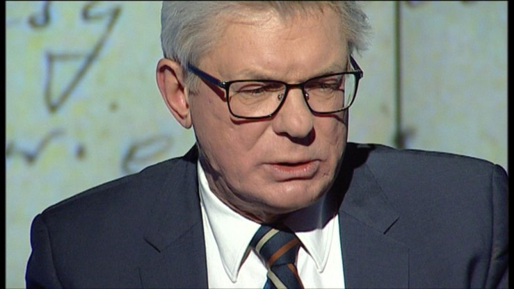 Celiński: w sprawie teczek nie chodzi o Lecha Wałęsę, a o ambicje Jarosława Kaczyńskiego