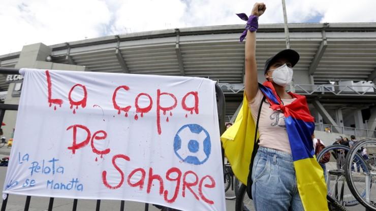 Copa America: Kolumbia nie będzie współgospodarzem turnieju