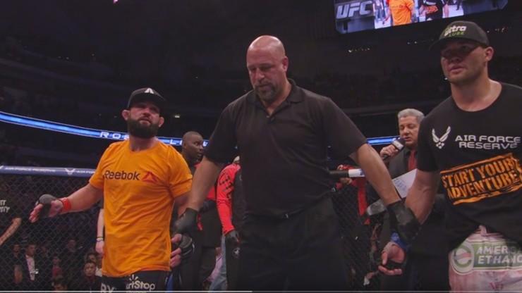 UFC: Były mistrz zakończył karierę!