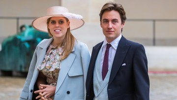 Księżniczka Beatrycze wzięła cichy ślub w Windsorze