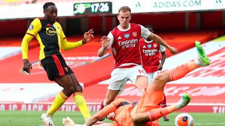 Premier League: Danny Welbeck podpisał kontrakt z Brighton