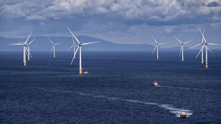 Ørsted i ZE PAK łączą siły. Chcą wspólnie budować farmy wiatrowe na Bałtyku