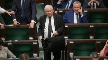 """""""Nasza izolacja jest bajką"""". Jarosław Kaczyński podsumował szczyt UE"""