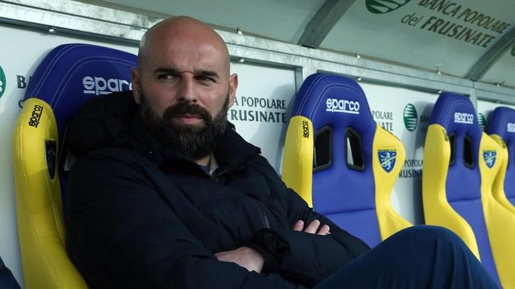 Włoski klub piłkarski zwolnił cały sztab trenerski