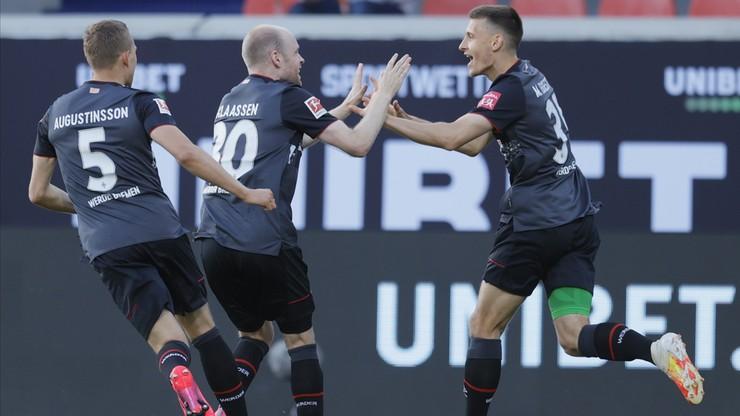 Werder Brema zostaje w Bundeslidze