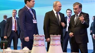 Ruszyły prace nad pierwszą elektrownią atomową w Uzbekistanie. Obiekt częściowo finansuje Rosja