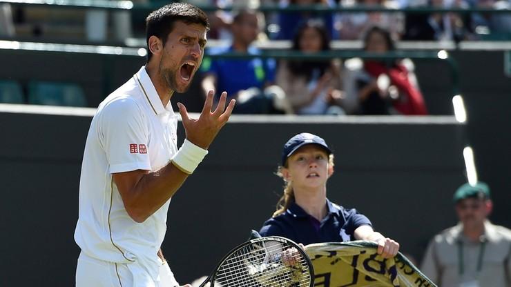Broniący tytułu Djokovic wyeliminowany w trzeciej rundzie Wimbledonu