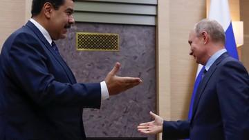 Rosja zainwestuje w Wenezueli ponad 6 mld dolarów