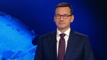 Morawiecki: Trybunał Sprawiedliwości UE to nie jest Sąd Ostateczny