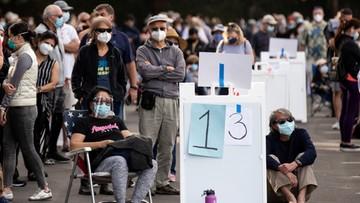 Na terenie Disneylandu powstało centrum szczepień przeciw COVID-19