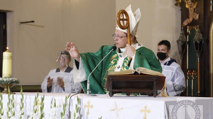 """""""Kościele Święty, czy to naprawdę Ty?"""" List abp. Rysia do wiernych z diecezji kaliskiej"""