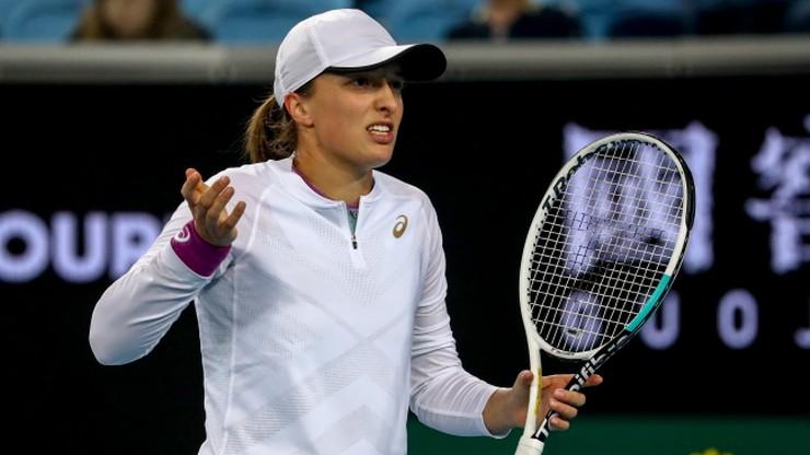 Ranking WTA: Spadek Igi Świątek. Naomi Osaka wiceliderką. Awans Sereny Williams