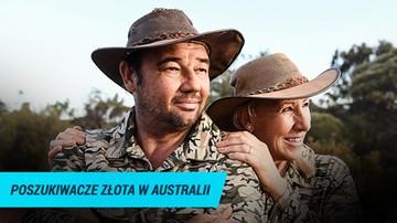 Poszukiwacze złota w Australii