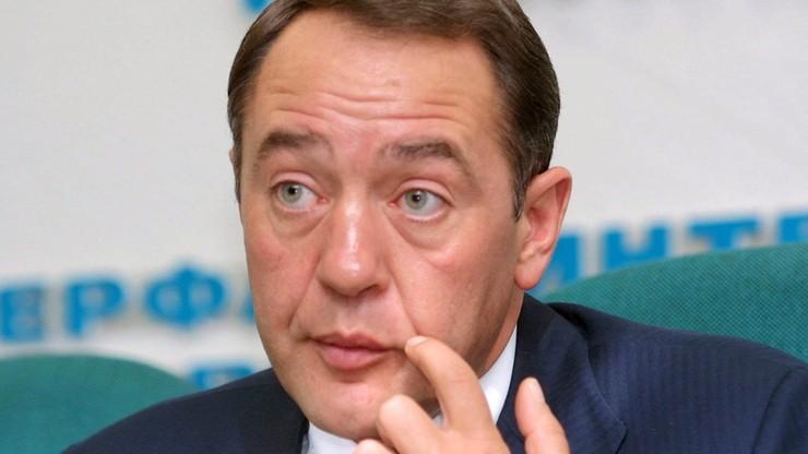 """""""Upił się i sam poranił"""" - Amerykanie o śmierci ministra Putina"""