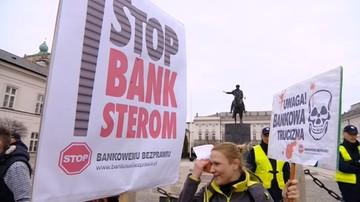 Frankowicze chcą komisji śledczej. W sprawie banków, które udzielały kredytów denominowanych do szwajcarskiej waluty