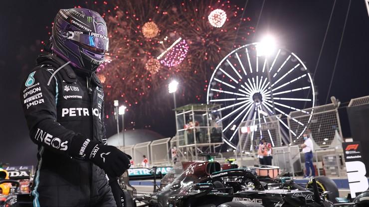 Formuła 1: GP Bahrajnu. Skrót wyścigu