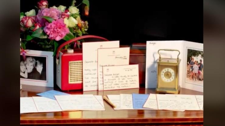 """Listy księżnej Diany trafią na aukcję. W jednym pisała o """"okropnym tygodniu"""""""