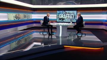 """""""Liczba eurosceptyków w Polsce wzrośnie"""". Ryszard Czarnecki w """"Graffiti"""""""