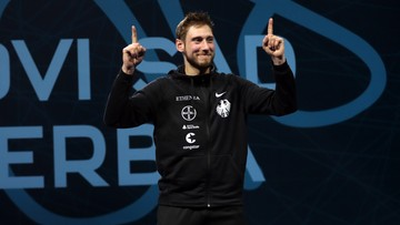 Tokio 2020: Mistrz Europy wykluczył swój udział w letnim turnieju