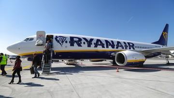 Ryanair odpowiada na strajk pracowników publikując ich wynagrodzenia