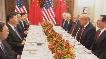 Chiny porozumiały się z USA ws. wstrzymania wprowadzania nowych ceł