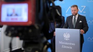 Szumowski: zostanie wprowadzone rozporządzenie o stanie zagrożenia epidemicznego w Polsce
