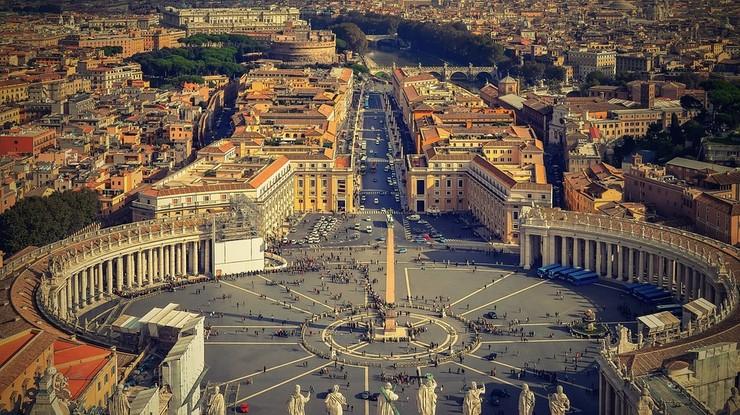 Do renowacji Pałacu Belwederskiego w Muzeach Watykańskich użyto krowiego mleka